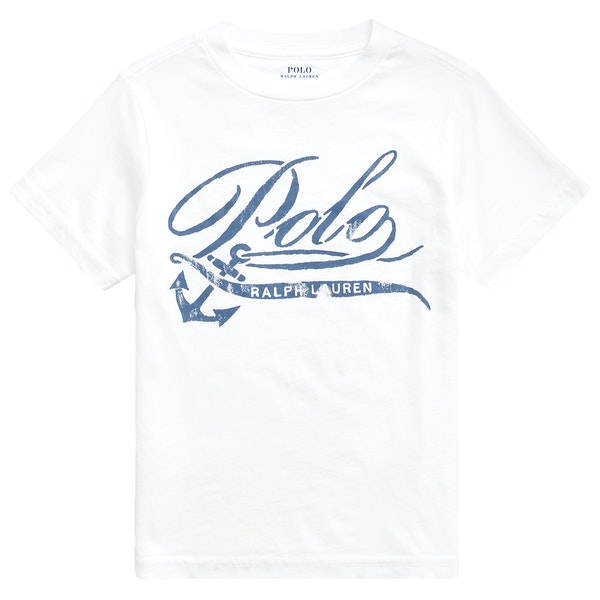 Polo Ralph Lauren Anchor Boy's Short Sleeve T-Shirt