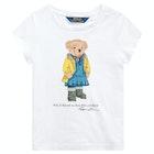 T-Shirt de Manga Curta Polo Ralph Lauren Bear Knit