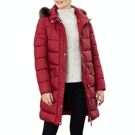 Joules Hartwell Womens Bunda - Red Shoe