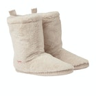 Joules Homestead Luxe Faux Fur Womens Pantofle
