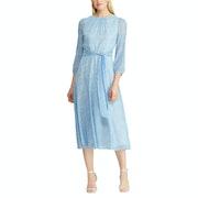 Lauren Ralph Lauren Print Georgette Women's Dress