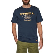 O'Neill Dawson Short Sleeve T-Shirt