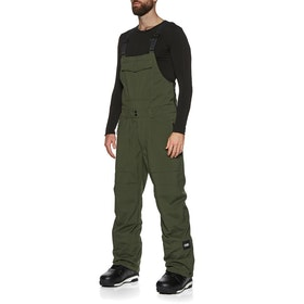 O'Neill Shred Bib Snow Pant - Forest Night