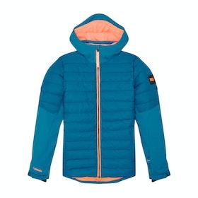 O'Neill Igneous Boys Snow Jacket - Seaport Blue