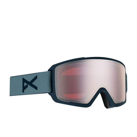 Anon M3 With Spare Lens Snow Goggles