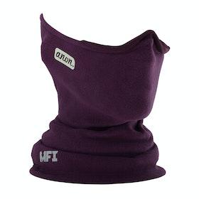 Scaldacollo Donna Anon MFI Microfur - Purple