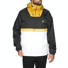 Volcom Fezzes Windproof Jacket - Black