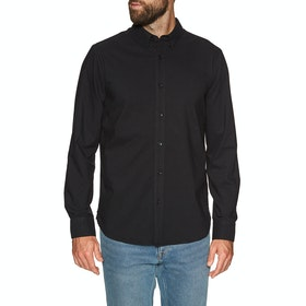 Volcom Oxford Stretch Shirt - New Black