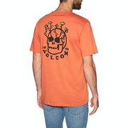 Volcom Bloom Of Doom T-Shirt Korte Mouwen