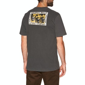 Volcom Cj Collins Short Sleeve T-Shirt - Black