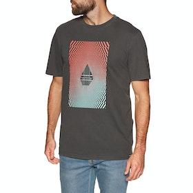 Volcom Floation , Kortermet t-skjorte - Black