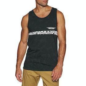 Volcom Rude Basic Tank Vest - Black