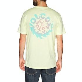 Volcom Throttle , Kortermet t-skjorte - Key Lime