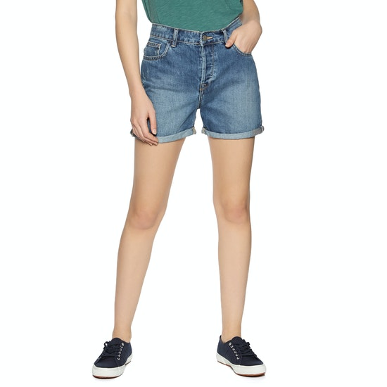 Roxy Green Turtle Cay 2 Womens Shorts
