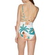 Roxy Printed Beach Classic One Piece Womens 水着