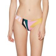 Rip Curl Into The Abyss Cheeky Hip Womens Bikini Bottoms