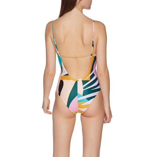 Rip Curl Into The Abyss Cheeky Swimsuit