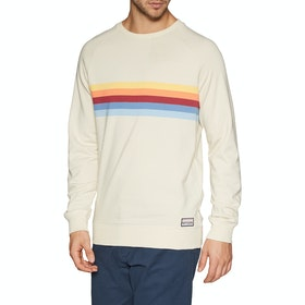Sweat Rip Curl Sunsearise Crew - Stone