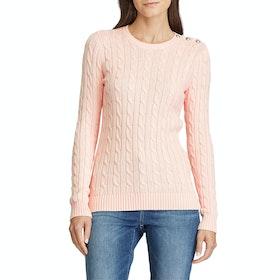 Lauren Ralph Lauren Montiva Women's Sweater - Pink Macaron