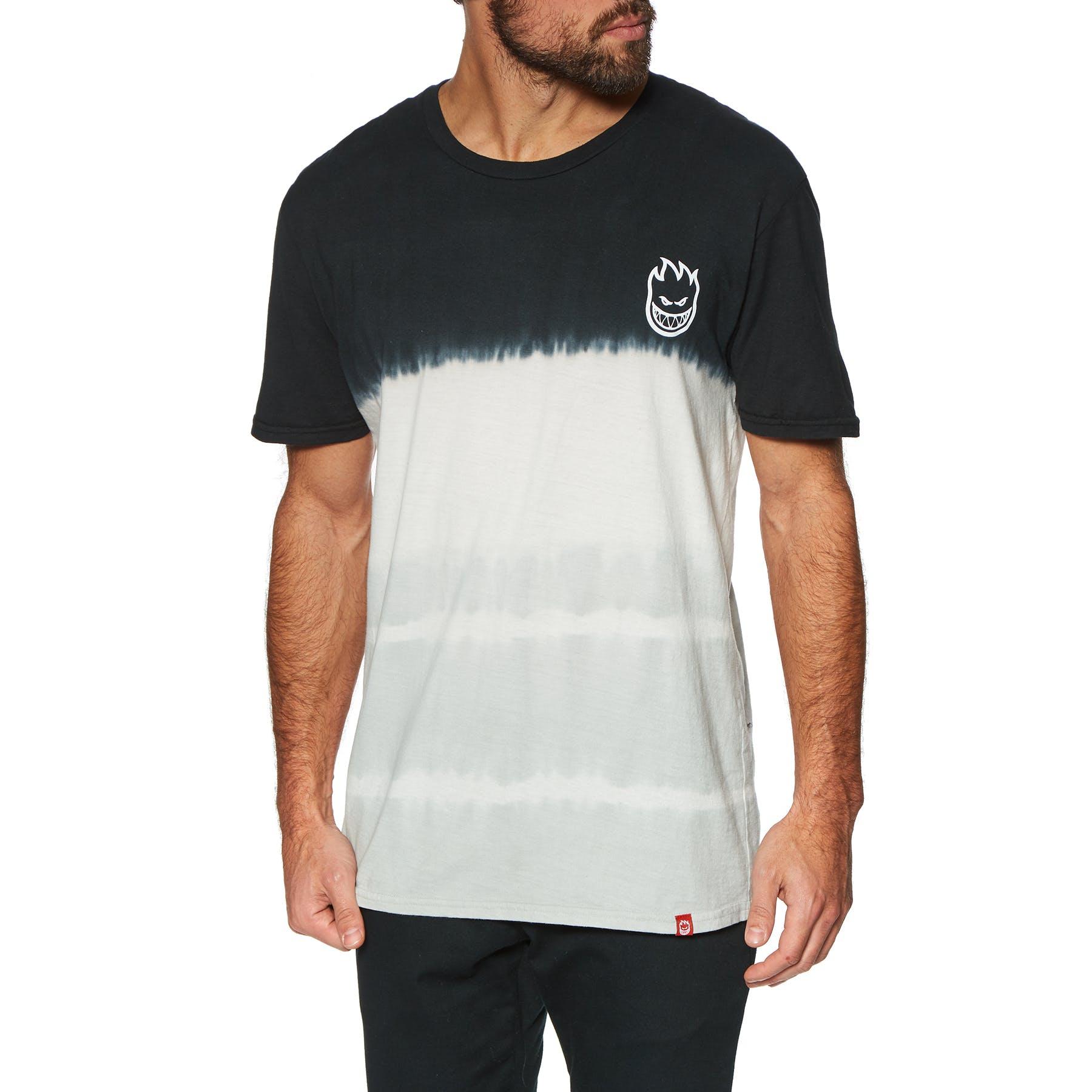 Element Horizontal Fill Short Sleeve T-Shirt in Flint Black