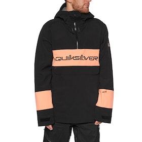 Quiksilver Anniversary Snow Jacket - Black