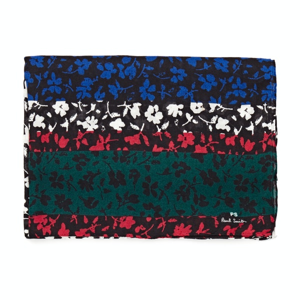 Lenço Paul Smith Floral Flag
