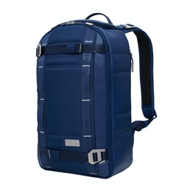 Douchebags The Rucksack - Deep Sea Blue Leather