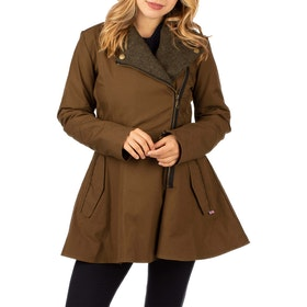 Peregrine Made In England Pembroke Womens Bunda - Olive