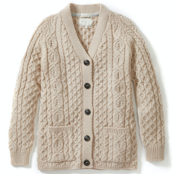 Peregrine Made In England Holly Dame Cardigan