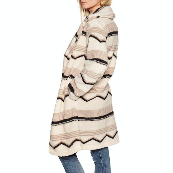 Billabong Montreal Longline Ladies Fleece