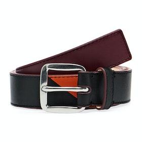 Cintura Pelle Paul Smith Classic - Burgandy