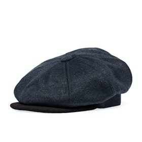 Cappello Paul Smith 8 Piece Flat - Dark Grey