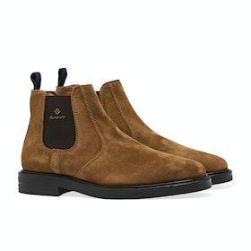Gant Fargo Boots - Cognac
