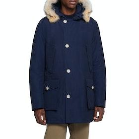 Woolrich Arctic Parka Df Jacket - Melton Blue