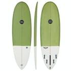 Maluku Flying Frog Eco 5 Fin Surfboard