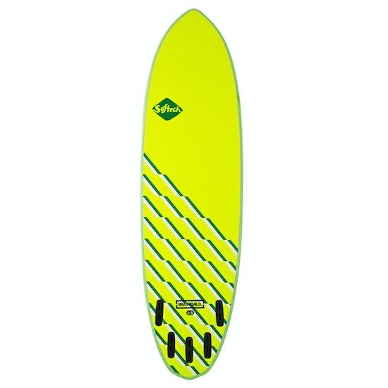 Softech Brainchild FCS II 5 Fin Surfboard