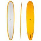 McTavish Fireball Evo Squaretail 2+1 FCS Longboard Surfboard