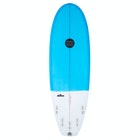 Maluku The Shake FCS II 5 Fin Surfboard