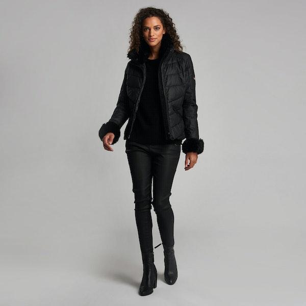 Barbour International Baseline Women's Quilted Jacket