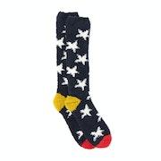 Joules Fabulously Fluffy Womens Fashion Socks