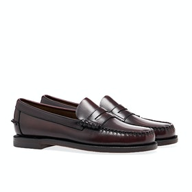 Dress Shoes Donna Sebago Classic Dan - Brown Burgundy