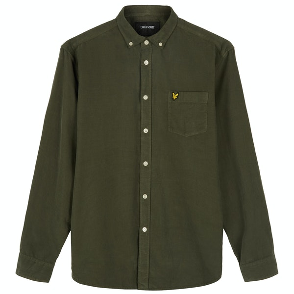 Lyle & Scott Baby Cord Men's Shirt