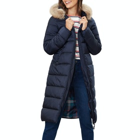 Joules Touchline Women's Jacket - Marine Navy