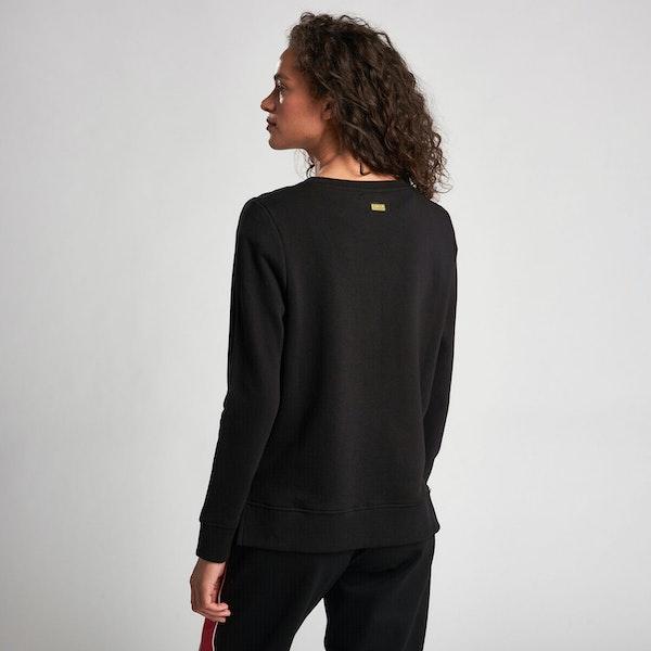 Barbour International Relay Overlayer Women's Sweater