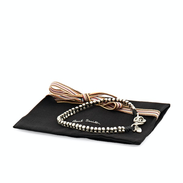 Paul Smith Double Bead Bracelet