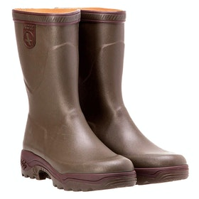 Aigle Parcours 2 Bottillon ISO Wellies - Brown