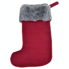 Christmas Accessories Country Attire Christmas Stocking