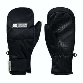 DC Franchise Mitts Boys Snow Gloves - Black