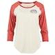 United by Blue Adventure Awaits 3/4 Baseball Ladies LS T-Shirt