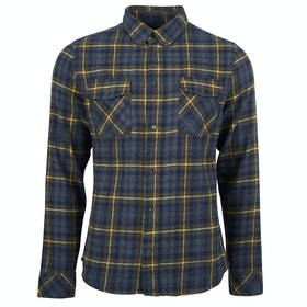 United by Blue Bridger Flannel Hemd - Lime